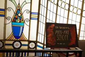 Dr Sketchy's Gothic Lolitas, Dr Sketchy's Anti-Art School, Sorrel Mocchia Di Coggiola , Lada Bonaveri Tvrtkovic, Stella Polaris, Gypsy Wood, Paris