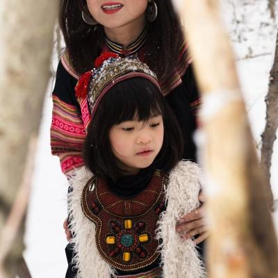 Chez les Hmong – Binh & Claire