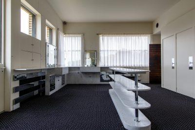 La grande salle de bain des parents