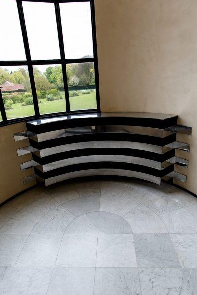 Marbre du grand escalier