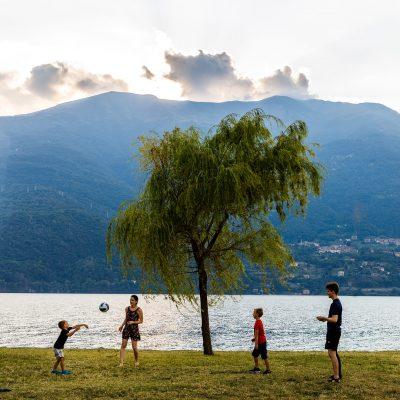 Lac de Côme - Como Lake
