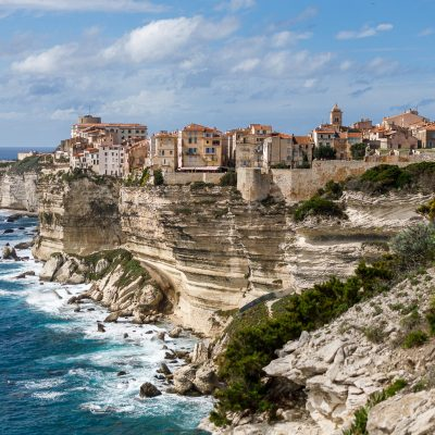 Bonifacio : Citadelle Entre ciel et mer